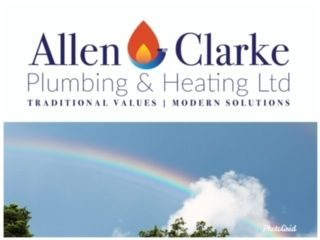 Allen & Clarke plumbing & heating again offering our services